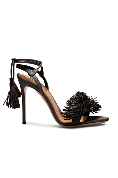 Wild Thing Leather Heels