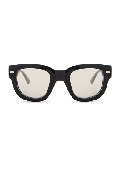 Frame Metal Sunglasses