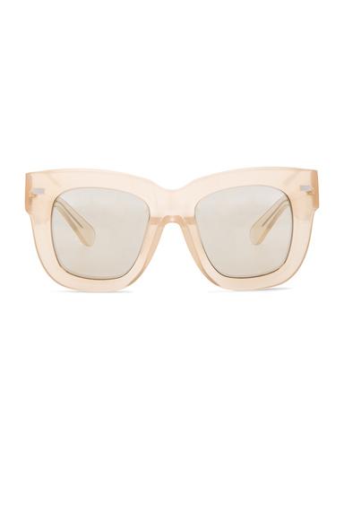Library Metal Sunglasses