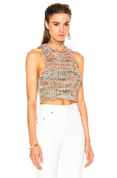 Zelia Knit Top