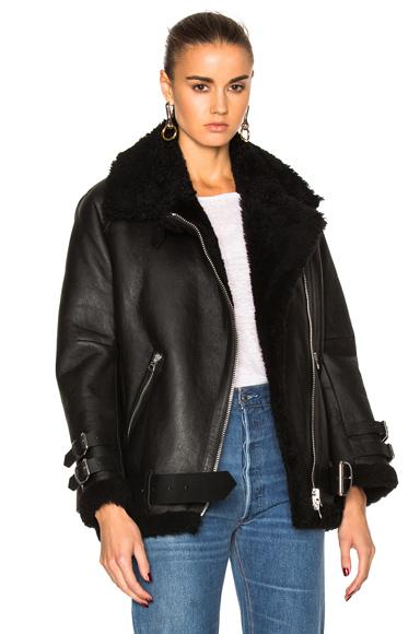 Velocite Leather Jacket
