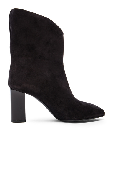 Suede Ava Boots