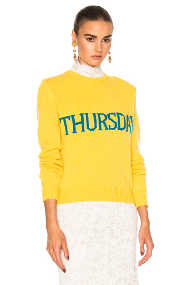 Thursday Crewneck Sweater