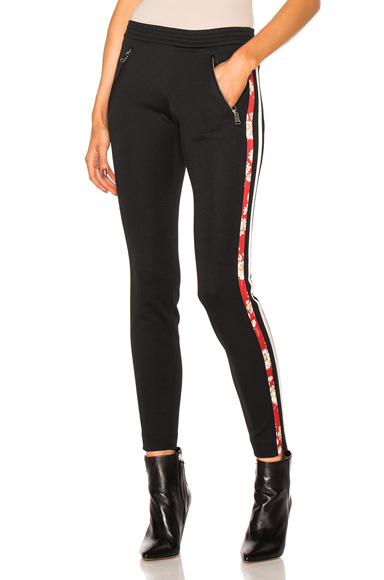 Fitted Track Pant
