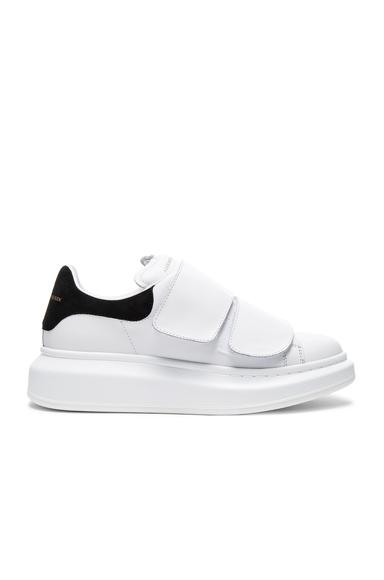 Velcro Platform Sneakers