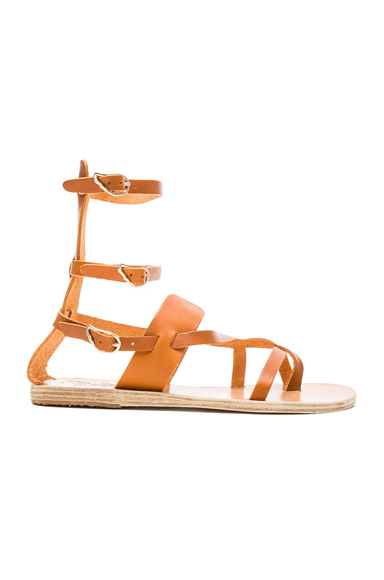 Leather Alethea Sandals