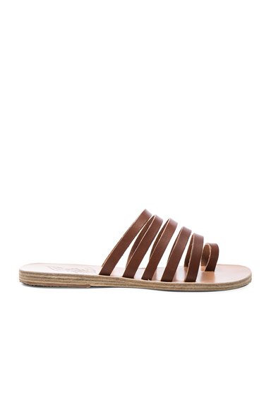 Leather Niki Sandals