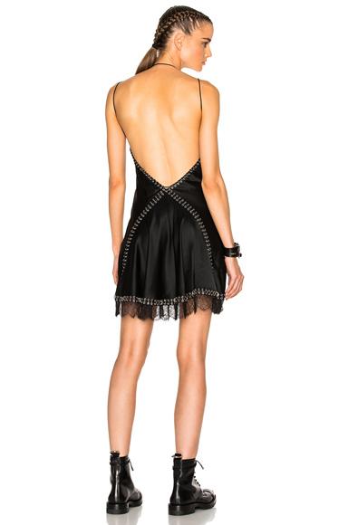 Ring Piercing Cami Dress