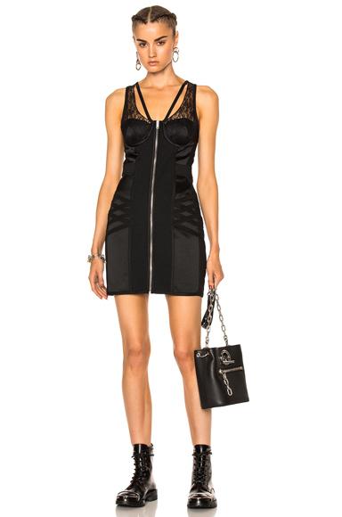 Bodycon Bustier Mini Dress