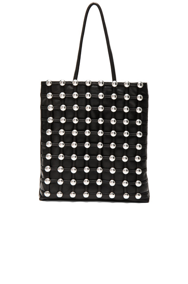 Dome Stud Cage Shopper