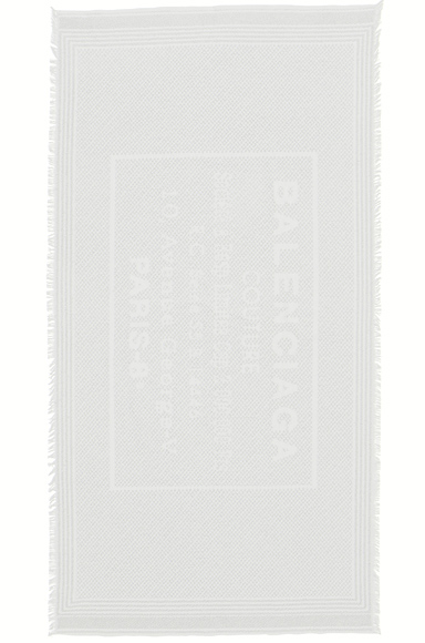 Stamp Terry Towel