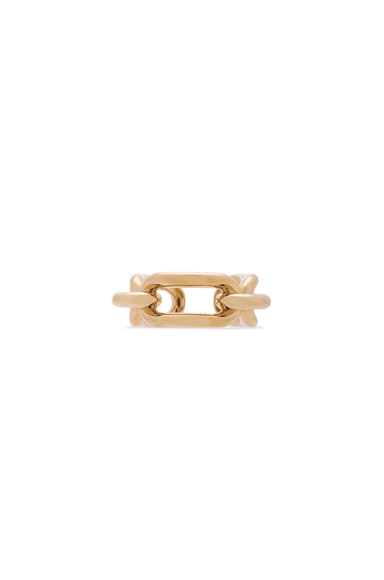 Brass Chain Ring
