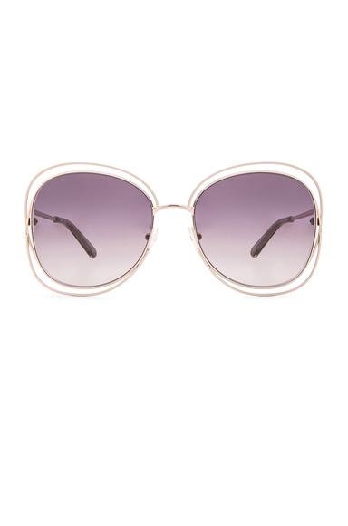 Carlina Square Sunglasses