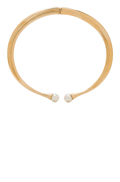 Darcey Rigid Necklace