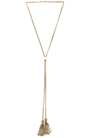 Monroe Long Necklace