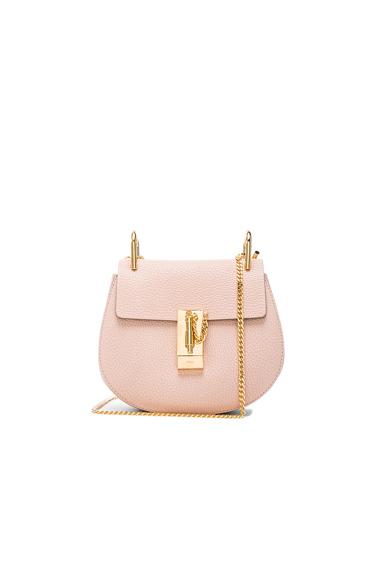 Mini Drew Leather Bag