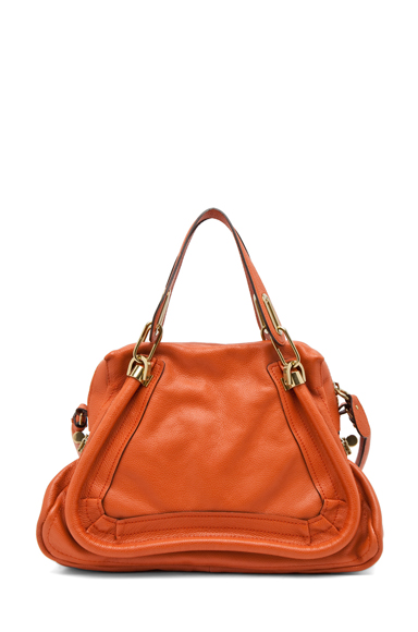 Paraty Medium Handbag with Strap