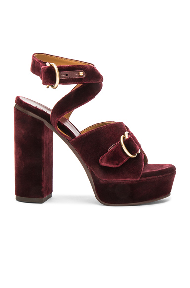 Velvet Kingsley Sandals