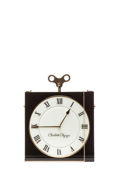 Time Piece Clutch