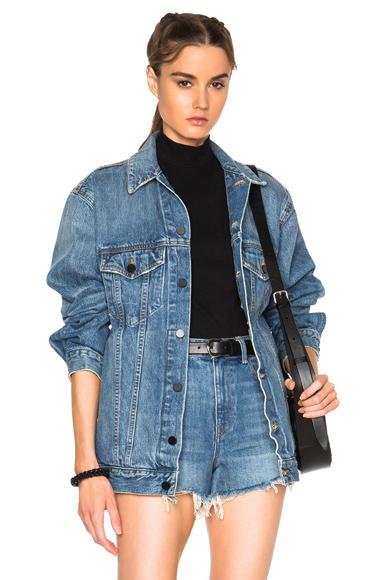 Daze Oversized Jacket
