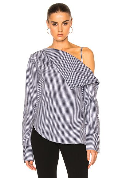 Axis Sleeve Shirt Top