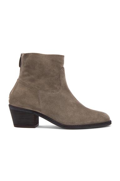 Lauren Sport Suede Boots