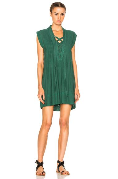 Karen City Flou Dress