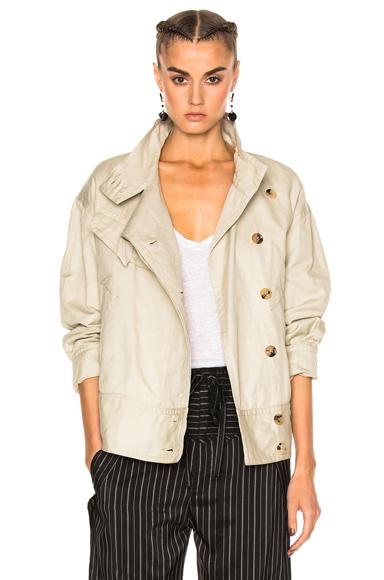 Ira Cotton Linen Jacket