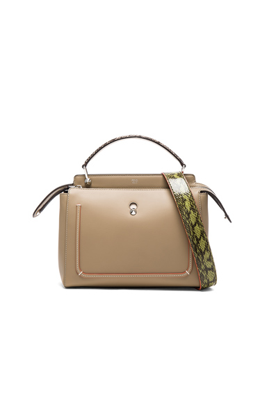 Elaphe Handle Bag