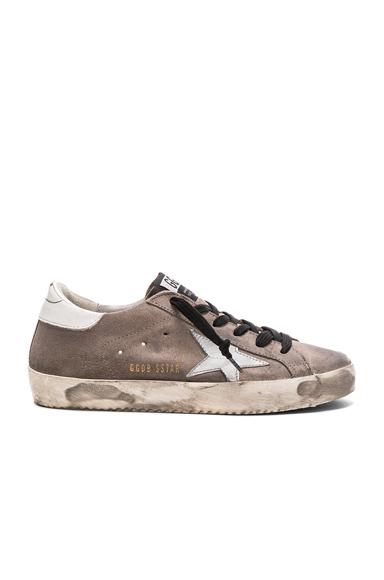 Suede Superstar Low Sneakers