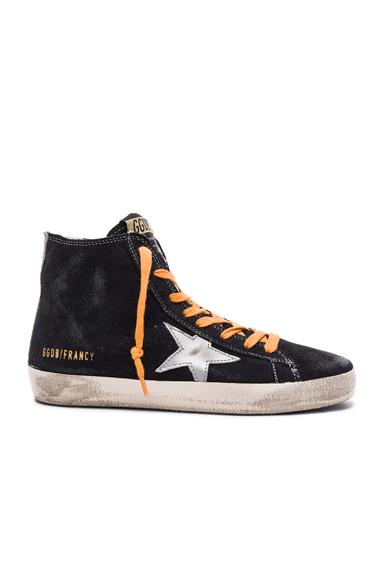 Suede Francy Sneakers