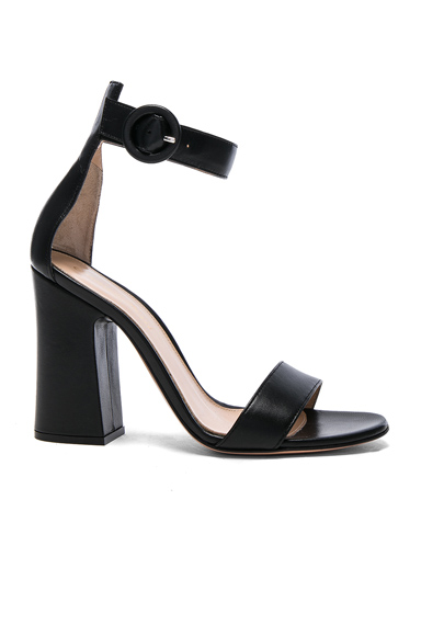 Leather Versilia Sandals