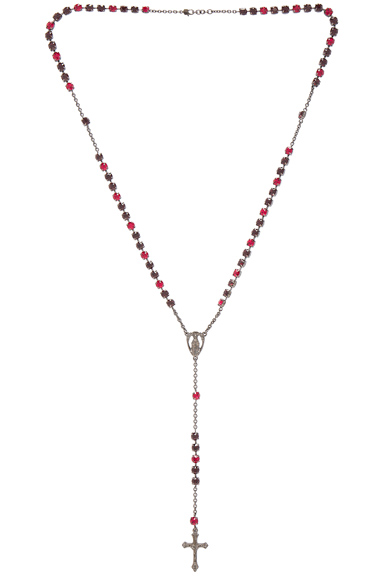 Long Rosario Necklace
