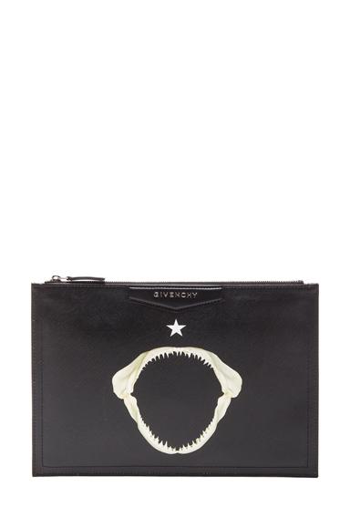 Shark Jaw Antigona Zip Pouch