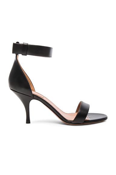 Leather Kali Heels