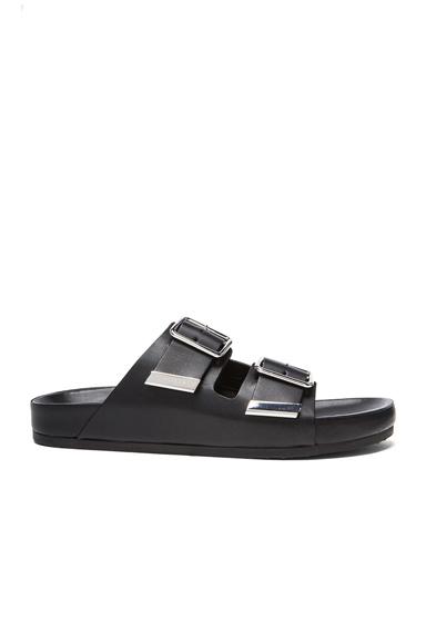Barka Casual Calfskin Leather Sandals