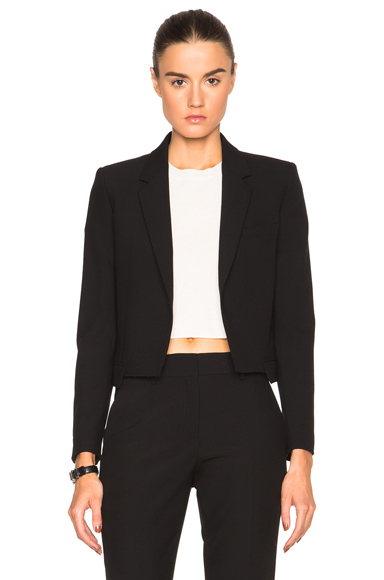 Cropped Shrunk Blazer
