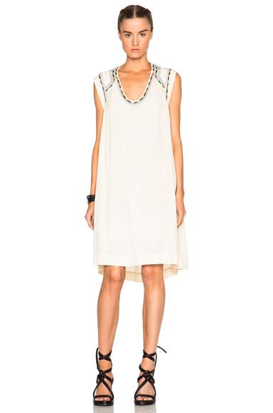 Cazar Light Silk Bourette Dress