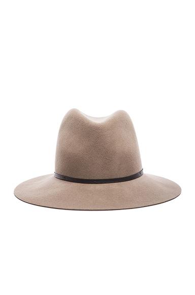 Lola Wool Felt Hat