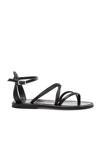 Leather Epicure Sandals