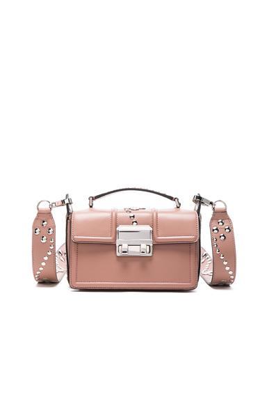 Small Leather Jiji Box Bag