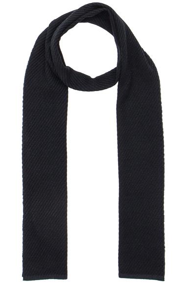 Cashwool Silk Knit Tie