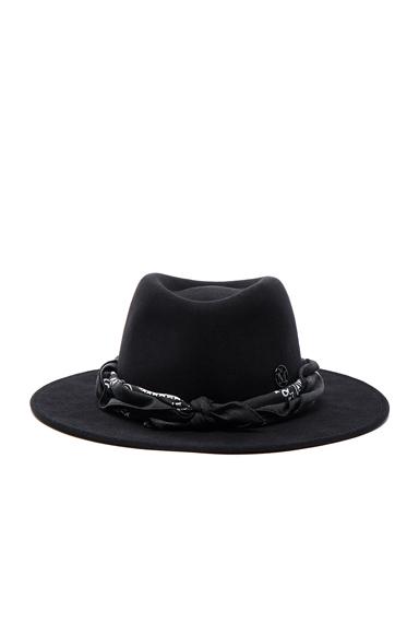 Thadee Masculine Plain Hat