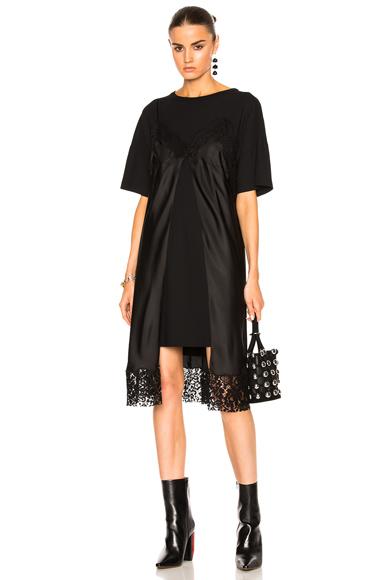 Pure Silk Twill Dress
