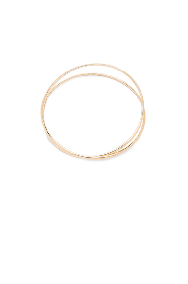 Fine Twisted Bracelet