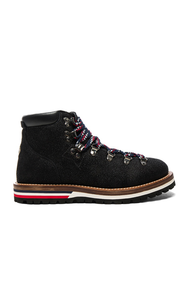 Leather Blanche Scarpa Boots