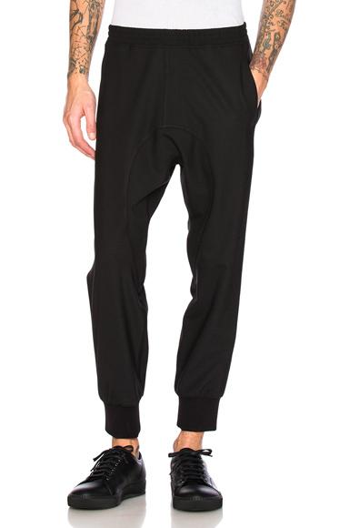 Tuxedo Fine Gabardine Trousers