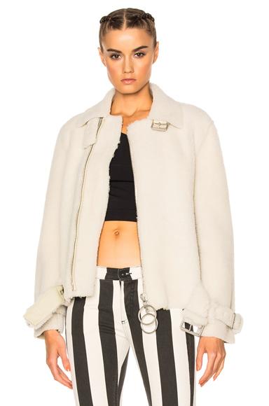 Shearling Fur Jacket