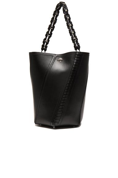 Medium Hex Whipstitch Leather