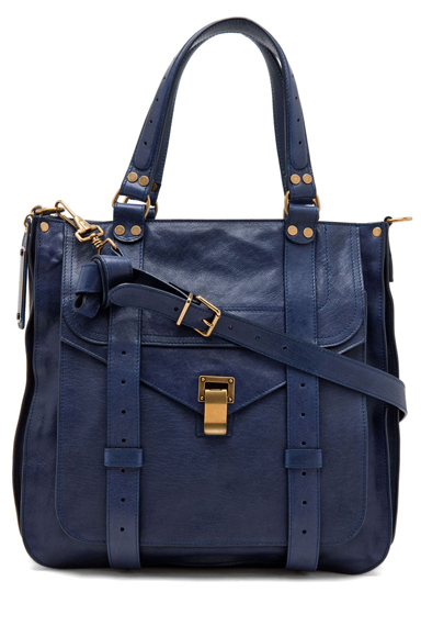 PS1 Tote Leather